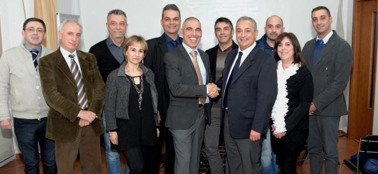 Daniele Pittau è il nuovo presidente regionale