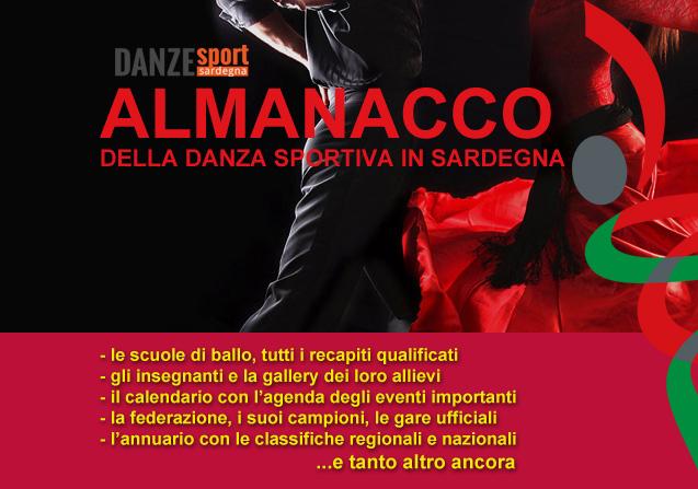 Almanacco della Danza Sportiva in Sardegna 2016/2017