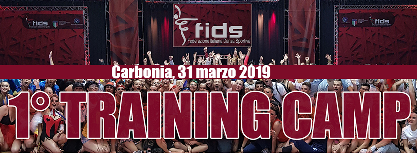 1° Training Camp Regione Sardegna