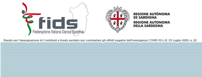 Contributi RAS a fondo perduto per società sportive Fids Sardegna